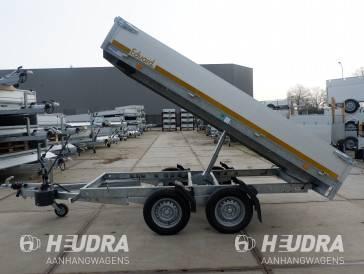 Eduard 311x160cm achterwaartse en driezijdige kipper in diverse uitvoeringen leverbaar