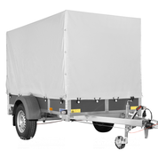 Huif voor Saris McAlu 305x153x180cm bakwagen