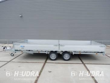 Hulco Medax-2 3500kg 502x203cm plateauwagen