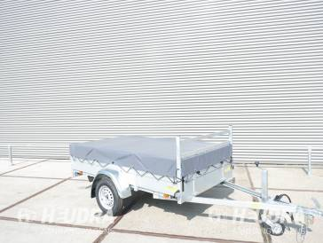 Vlakzeil voor Anssems BSX 205x120cm bakwagen