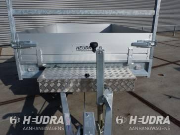 Aluminium disselkist 915x365x150mm