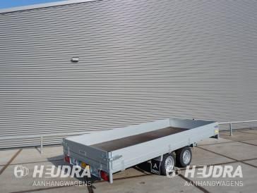 Anssems ASX plateauwagen 3000kg 405x178cm