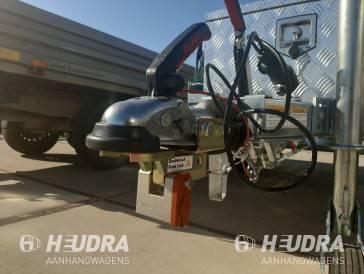 Gaffelslot voor een 1200kg tot 3000kg aanhangwagen SCM goedgekeurd alko