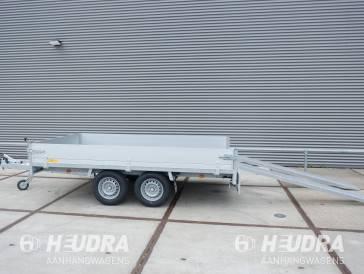 Anssems ASX plateauwagen 2500kg 325x178cm