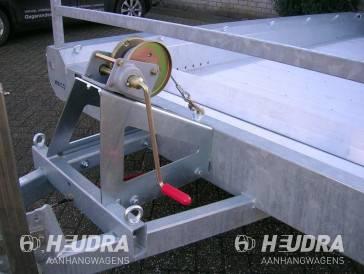 Lier met steun voor Hulco Terrax machinetransporter