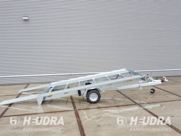 Actiemodel: Humbaur 1500kg 350x200cm autotransporter