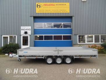 Hulco MEDAX-3 3512 502x223cm plateauwagen