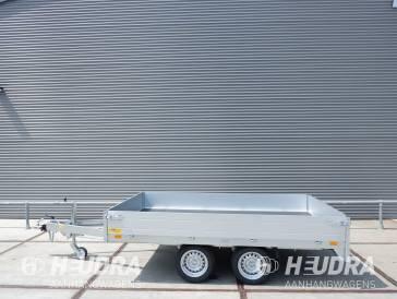 Saris plateauwagen 2700kg 306x184cm