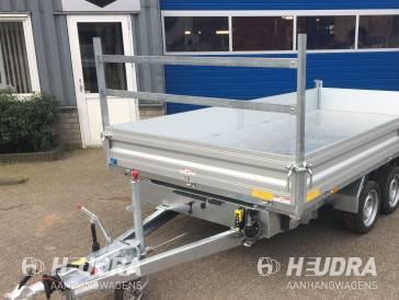 Voorrek voor Humbaur 140cm (breedte) plateauwagen