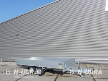 Anssems ASX plateauwagen 2500kg 405x178cm