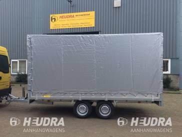 Huif 325x178x210cm voor Anssems PSX plateauwagen