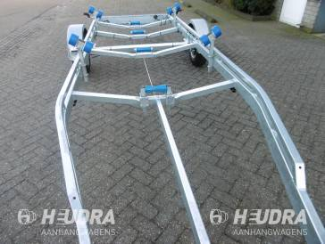 Vlemmix boottrailer chassis