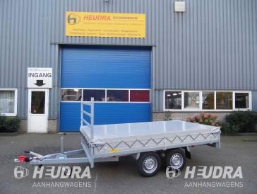 Vlakzeil voor Anssems PSX/ASX 405x178cm plateauwagen