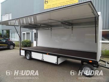 Gesloten marktwagen 3500kg