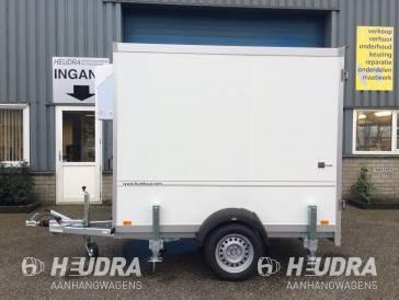 Humbaur enkelas 263x147x197cm koelwagen