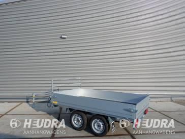 Voorrek voor Anssems LT 150cm (breedte) plateauwagen / kipper