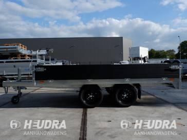 Saris 306x170cm plateauwagen, PL-serie in diverse uitvoering leverbaar