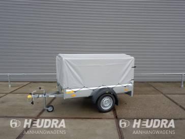 Actiemodel Humbaur Steely bakwagen met huif 205x109x100cm
