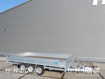 Hulco Medax-3 3500kg 405x203cm plateauwagen