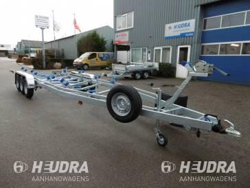 Vlemmix boottrailer 1000x255cm in diverse uitvoeringen leverbaar