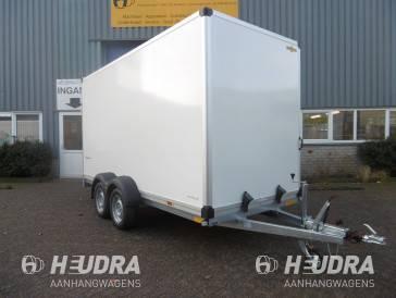 Humbaur HK254218 418x173x209cm gesloten aanhangwagen
