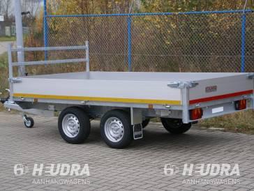 Eduard 330x180cm multitransporter in diverse uitvoeringen leverbaar