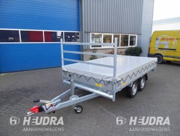 Vlakzeil voor Anssems PSX 305x153cm plateauwagen