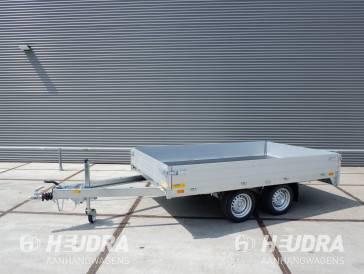 Saris plateauwagen 3500kg 306x184cm