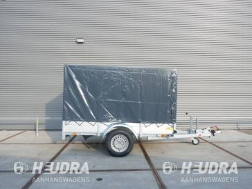 Huif 251x130x150cm voor Anssems BSX bakwagen