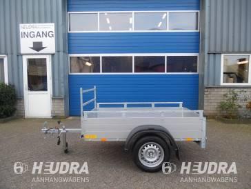Reling voor Anssems GT bakwagen 181cm