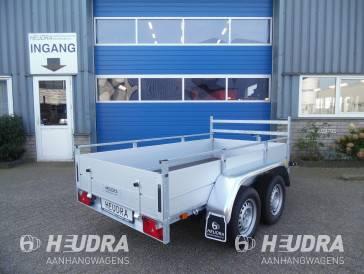 Anssems 2500kg 251x130cm bakwagen, BSX-serie
