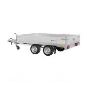 Saris 276x170cm plateauwagen, PL-serie in diverse uitvoering leverbaar