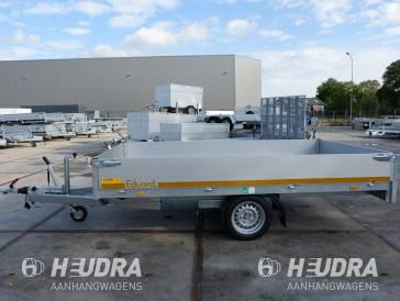 Eduard 311x160cm plateauwagen in diverse uitvoeringen leverbaar