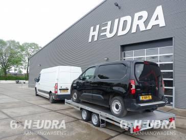 Hulco Carax-2 3000kg 440x207cm multitransporter