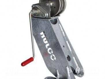 Lier met steun voor Hulco Medax plateauwagen