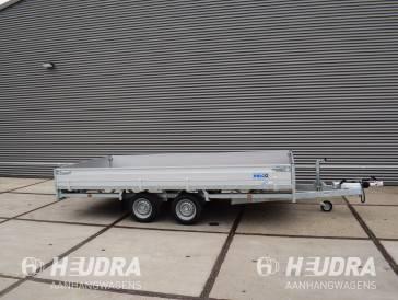 Hulco Medax-2 3500kg 405x203cm plateauwagen
