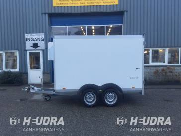 Humbaur geremde tandemas koelwagen