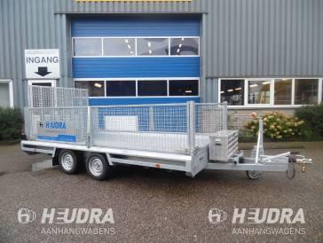 Loofrek 394x180x70cm voor Hulco Terrax machinetransporter