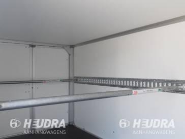 Saris DV135 optie bindrail met borgstang